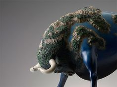 Dreams: Animal Sculptures by Wang Ruilin
