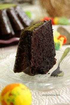 Wilgotna babka czekoladowa Oreo, Good Food, Food And Drink, Sweets, Healthy Recipes, Candy, Baking, Dinner, Diet