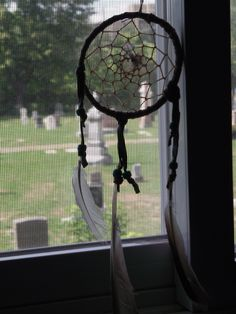 Dreamcatcher my Uncle made