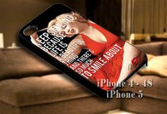 Marilyn Monroe for iPhone case-iPhone 4/4s/5/5s/5c case cover-Samsung Galaxy S3/S4/ case cover