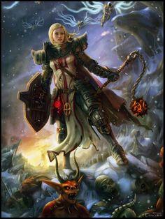 Diablo 3 - The Crusader