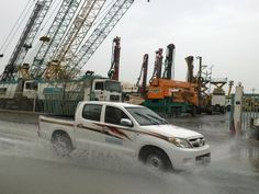 Heavy Equipment Yard
