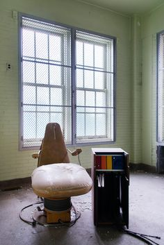The horror of Eloise hospital: haunted Michigan mental asylum goes up for sale