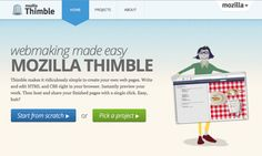 Mozilla Thimble web site is perfect for little thinkers. Just let them play, let them break it.... They will learn to code on their own.