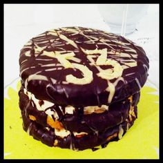 Chocolate cake!  Made by: Sepideh Hatami