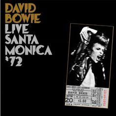David Bowie Live Santa Monica on Out-Of-Print Artist & Fan Live FavoriteIn David Bowie set out on his first U. Santa Monica, David Bowie Five Years, David Bowie Heathen, Trevor Bolder, Bowie Low, Moonage Daydream, Mick Ronson, Warner Music Group, Life On Mars