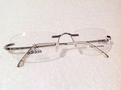 d30a26d2b28 New Rimless Adidas 603 Eyeglasses Frames For A Steal! DESIGNER EYEWEAR