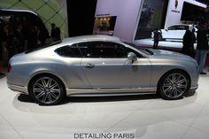 Mondial de l'automobile 2014 Paris - Bentley GTS Speed
