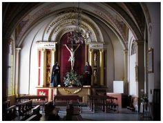 Altar del Calvario de la Iglesia Matriz de Tandil, Pcia. de Buenos Aires