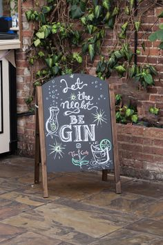 Summer Festival Country Estate Wedding Drinks Gin Sign Let The Night Be-Gin Funny Summer Festival Co Funny Wedding Signs, Wedding Quotes, Wedding Humor, Diy Wedding, Wedding Day, Summer Wedding, Wedding Bar Signs, Wedding Props, Wedding Backyard