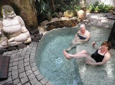 Image Result For Tropical Dipping Pool Spa