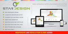 CStar Design WordPress Theme Template Download