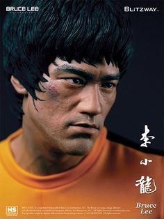 """Bruce Lee """"Game of Death"""" 40th Anniversary Statue (Blitzway)"""
