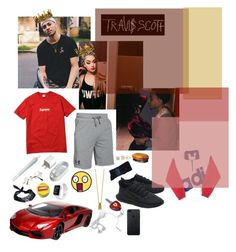 """""""• You got me feeling some type way .. can't get you out of my head  •"""" by s-ch0larprinc3ss ❤ liked on Polyvore featuring Under Armour, Champion, adidas Originals, WALL, Retrò, Hydrea London, Mister, A.B.Gee, Enzo and ASOS"""