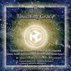 Touching Grace Album - beautiful healing music I incorporate into my aromatherapy treatments.
