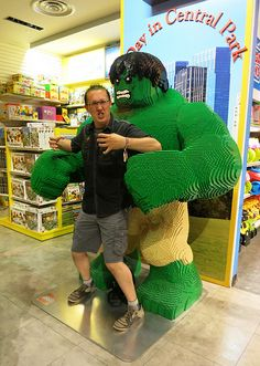 LEGO Hulk Smash