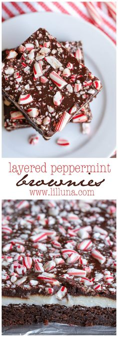 Layered Peppermint B