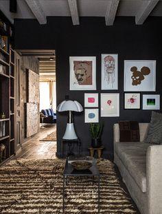 Maison HAND - appartement Lyon 5ème - photos Felix Forest