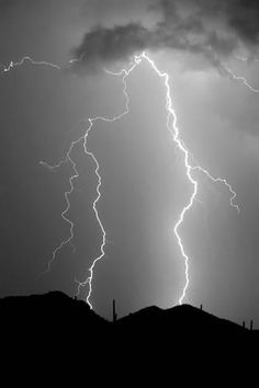 Photo: Summer Lightning BW by Douglas Taylor : Ride The Lightning, Thunder And Lightning, Lightning Strikes, Lightning Images, Lightning Cloud, Lightning Storms, Storm Photography, Digital Photography, Amazing Photography