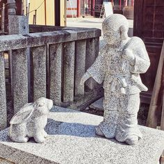 Had such a good time at bunny island decided to commission this statue of me meeting a bunny. Brb fitting this into my backpack #japan #nihon #lovejapan #igersjp #girlswhotravel #happyselves #theweekoninstagram  #wearetravelgirls #iamatraveler #postcardfromtheworld #womenwhotravel #mytinyatlas #thehappynow @globelletravel @wearetravelgirls