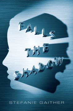 Falls The Shadow – Cover - Luke Lucas – Typographer | Graphic Designer | Art Director http://www.lukelucas.com/
