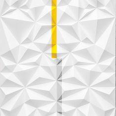 St. 2017 #art #abstract #abstractart #foldedpaper #geometry #geometric #latinamericanart