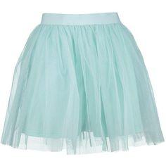 Boohoo Night Zaine Mini Tulle Full Skirt ($26) ❤ liked on Polyvore featuring skirts, mini skirts, tulle skirts, holiday skirts, blue mini skirt, blue midi skirt and mid calf skirts