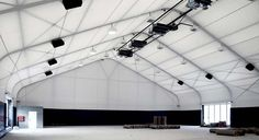 Sports Halls & Recreation Buildings