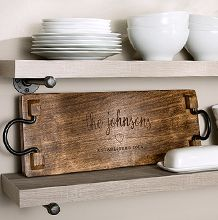 The Close to Home Tray can be personalized with lots of possibilities. Visit for more details.