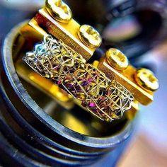 #coilporn #coils #coilart #vapelife #vapers #vapelyfe #driplyfe http://ux5.de/gtavapeshop954072