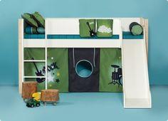 Die 29 Besten Bilder Von Hochbett Ikea Bed Ikea Kura Hack Und
