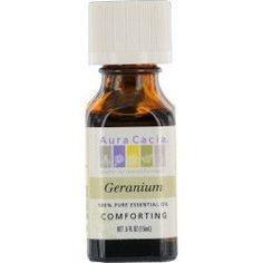 Aura Cacia - Geranium Essential Oil