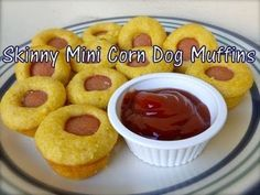 She Sticks Hot Dog Bites Into Batter in a Muffin Pan. What Comes Out of the Oven Delights the Whole Family!