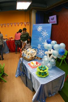 "Our client wanted to celebrate both her kid's birthdays at the same time since their birthdays are too close to each other. Another full package service which has an additional face painting service, ""pabitin"" as another version of the pinata, and hosting among others. So here are some highlights from our client's back to back …"