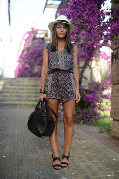 between purplebetween purple - Lovely Pepa by Alexandra Spring Summer Fashion, Spring Outfits, Looks Street Style, Mode Inspiration, Mode Outfits, Summer Looks, Dress To Impress, Fashion Looks, Shorts
