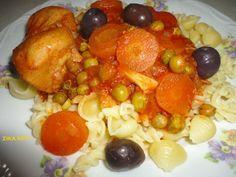 Plats salés - Cuisine de Maman