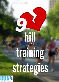 How to train for Boston Heartbreak Hill ~ Runner training for life