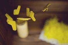 chá bar amarelo – Lorena & Diego   Lápis de Noiva