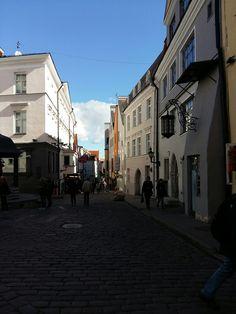 Estonia Tallinna oldtown