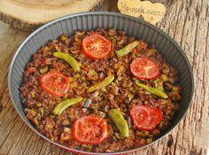 Fırında Patlıcan Musakka Resimli Tarifi - Yemek Tarifleri