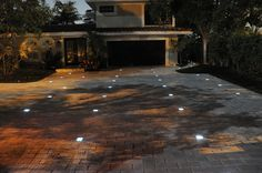 WIRELESS SOLAR POWERED PAVER LIGHT 4X4 patio deck or driveway - $26.56 WANT WANT WANT