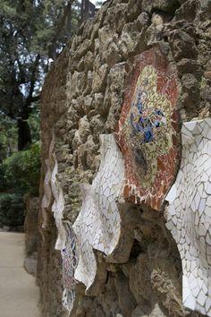 Parco Guell - Casa di Gaudì