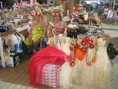 Mercado Papeete