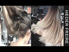 Técnica da xuxinha - Loiro 7.14 Caramelo - Heder Freire - YouTube