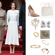 Danish Royal Family, Danish Royals, Crown Princess Mary, Royal Fashion, Denmark, New Look, Royalty, Dresses, Design