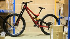 FIRST LOOK : 2015 Specialized Demo 8 | Dirt