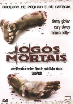 Jogos mortais: Na minha opinião, o melhor filme entre os 7, é envolvente e surpreendente. Considero um dos melhores filmes do gênero...