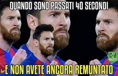 """CALCIATORI BRUTTI (@calciatoribrutti) su Instagram: """"Tutto ok, Barça? #calciatoribrutti #ignoranza #messi #Barcellona #juve #barcellonaJuventus #FCBJuve…"""""""