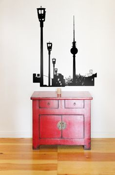 1000 images about uab berlin wall stickers wandtattoo wahrzeichen on pinterest urban art - Urban art berlin wandtattoo ...