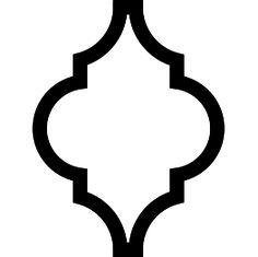 Mandala Stencils, Quilting Stencils, Stencil Patterns, Wall Patterns, Islamic Art Pattern, Arabic Pattern, Pottery Painting Designs, Paint Designs, Arabic Calligraphy Design